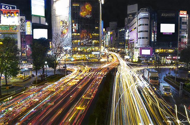 渋谷-Kazz Takahashi