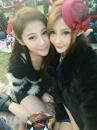 メナとユミ1号