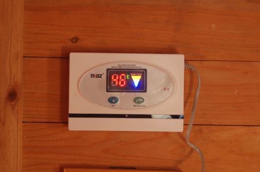 solar heating 4