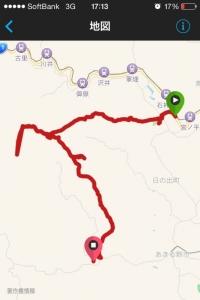 御岳山コース
