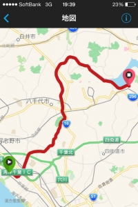 花見川コース