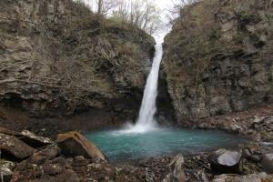 塩の川(ツバクラ滝01)
