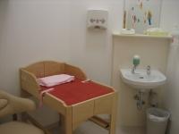 保育園の授乳室