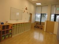 保育園の保育室