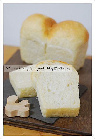 今年初のパン
