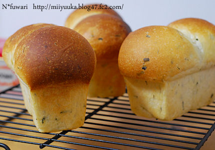 今年3度目のパン