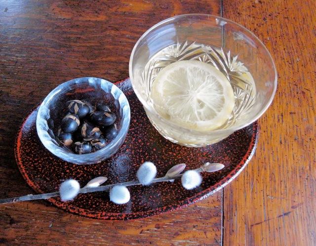 0204 立春 tea lemon