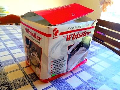 whistler kettle