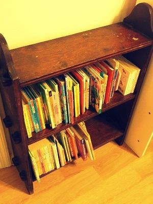 子供用本棚