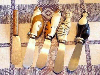 スプレッドナイフ
