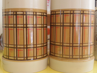 アラジン 茶チェック 水筒7