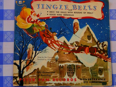 Vin レコードクリスマス