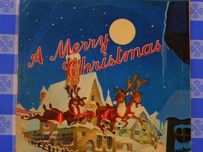 Vin レコードクリスマス2