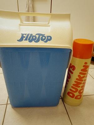 FLIPTOP BOX