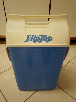 FLIPTOP BOX2