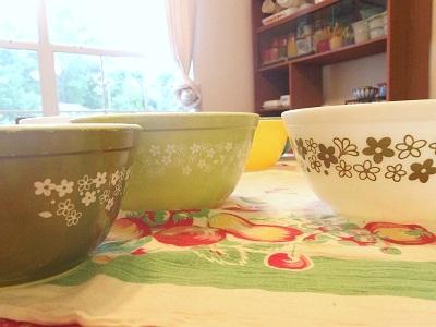 Pyrex bowl 集合2
