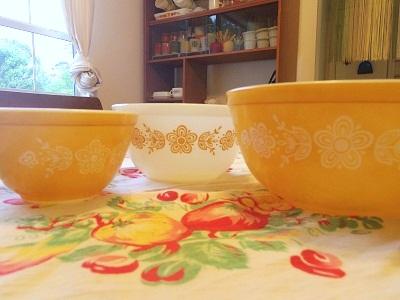 Pyrex bowl 集合4