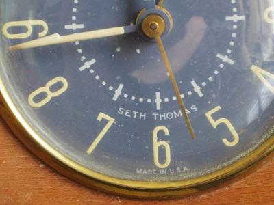 セストーマス時計