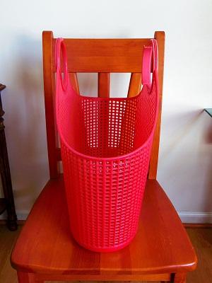 赤 プラバスケット