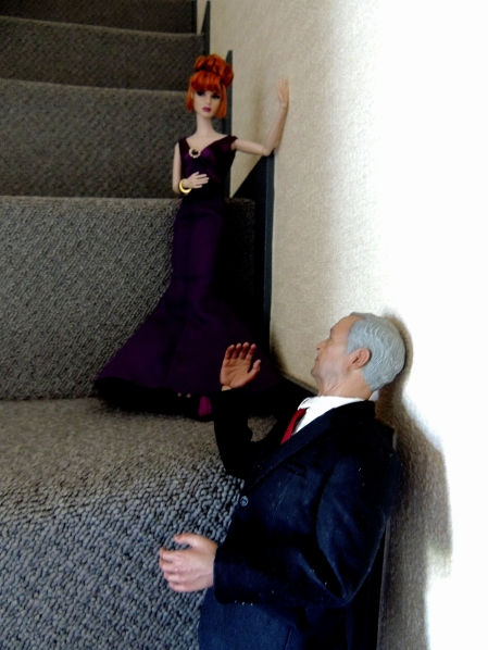 Vivid Agnes の試練 - ゴッサムの助っ人
