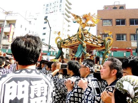 浅草 三社祭~!!