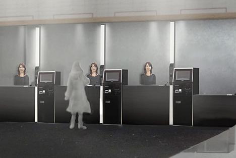 ハウステンボスは、ロボットが接客する「変なホテル」を開業!先進技術を駆使した世界初のホテルです。1