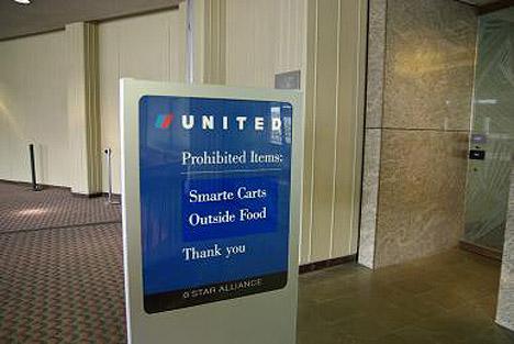 ユナイテッド航空のラウンジが、プライオリティパスで利用出来なくなる2