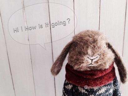 ウサギあっぷ
