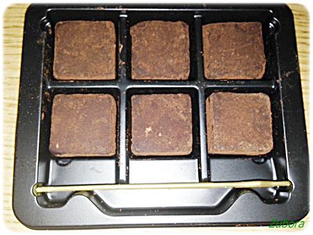ローソンの純正クリームチョコレート