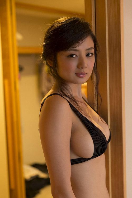 片山萌美Gカップ巨乳おっぱい画像b05