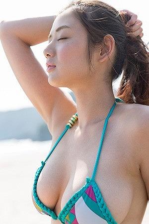 片山萌美Gカップ巨乳おっぱい画像b06