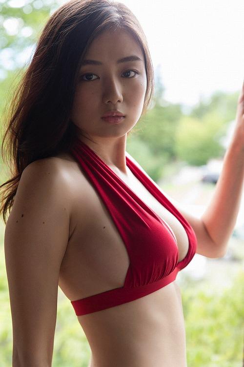 片山萌美Gカップ巨乳おっぱい画像b20