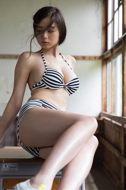 片山萌美Gカップ巨乳おっぱい画像b21