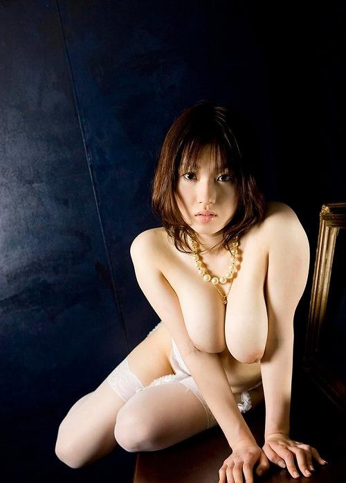 長澤あずさIカップ爆乳おっぱい画像b07