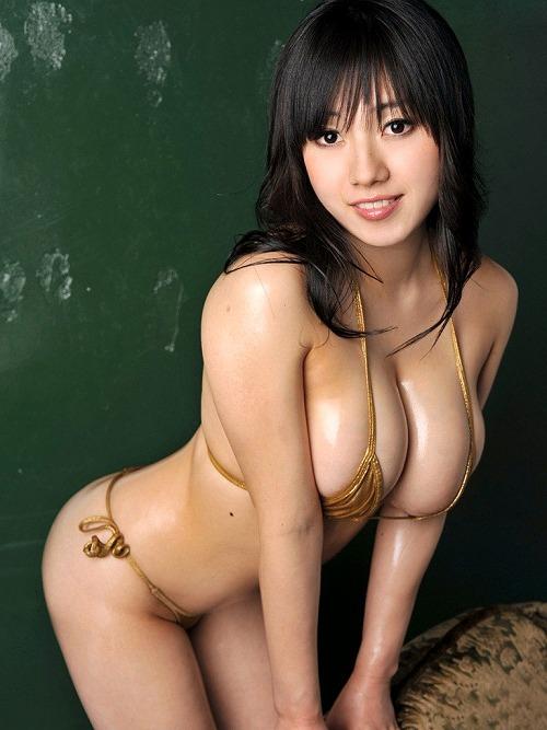 長澤あずさIカップ爆乳おっぱい画像b15