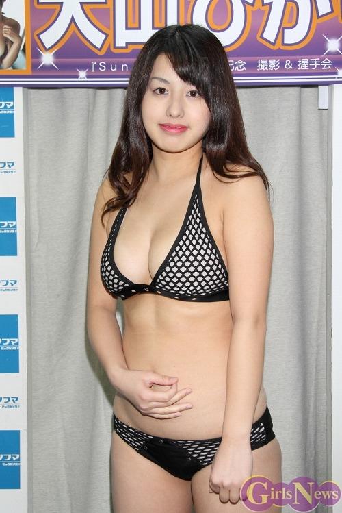 大山ひかりGカップ巨乳おっぱい画像b05