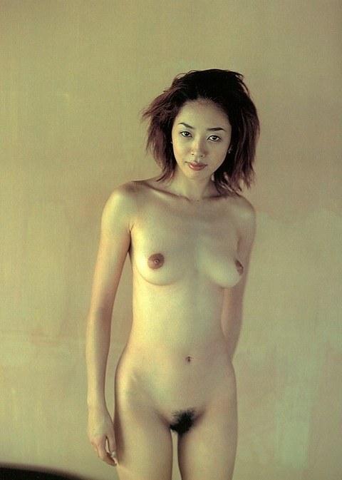 小松千春ヌード画像