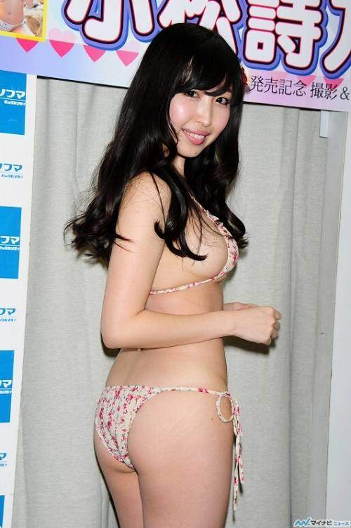 小松詩乃Hカップ爆乳おっぱい画像b05