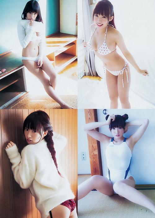 椎名ひかり水着おっぱい画像c07