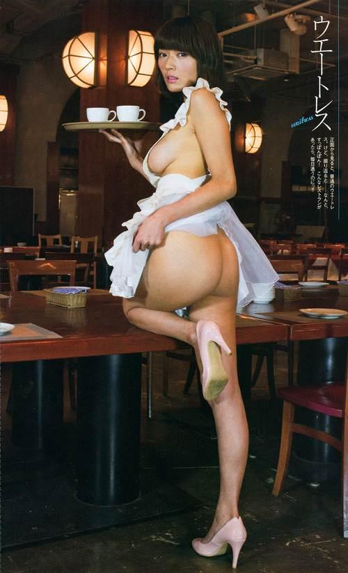元芸人とは思えない伊藤しほ乃がぬーどでGカップ美巨乳お乳にお尻丸出し極えろっ☆