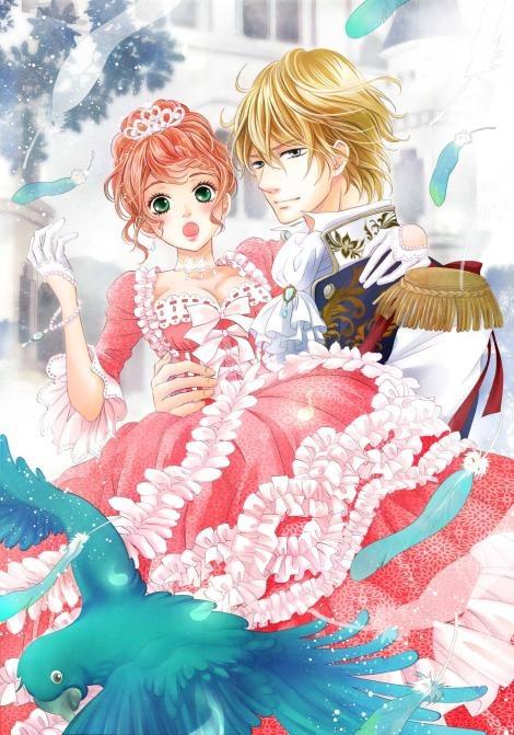 妖精姫カラー