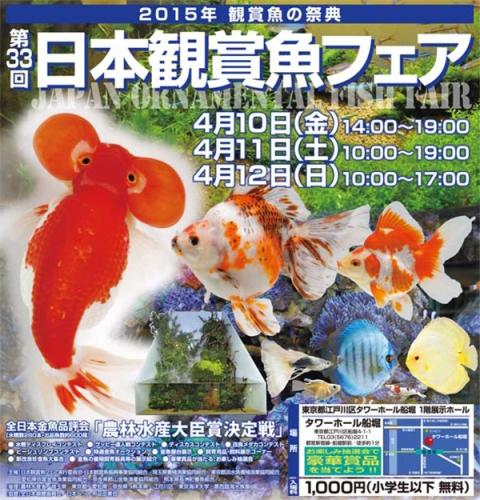 2015観賞魚の祭典