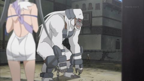 ダンジョンに出会いを求めるのは間違っているだろうか #3 神様の刃(ヘスティア・ナイフ) アニメ実況 感想 評判 画像 反応