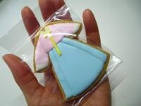 韓服クッキー