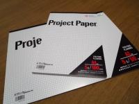 方眼紙 プロジェクトペーパー