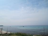 角島(日本海)の海