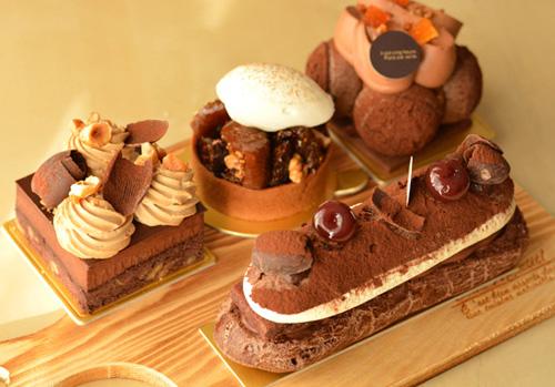 【ケーキ】パリセヴェイユ_20150201