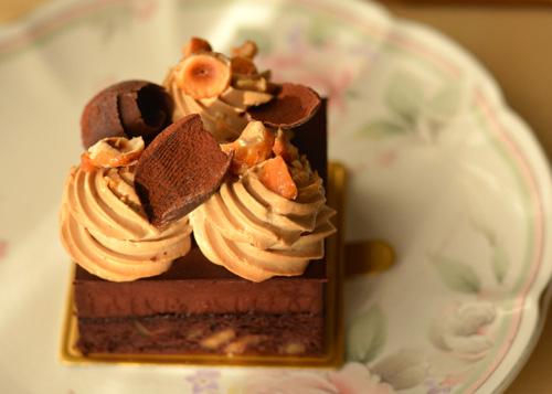 【ケーキ】パリセヴェイユ「カフェトンカ」01