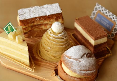 【ケーキ】ビガロー_140211