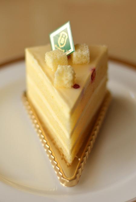 【ケーキ】ビガロー「ムース・オ・ユズ」02